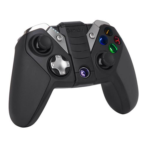 GameSir G4 Bluetooth 4.0 / Wired Gamepad Game Controller for iOS Android PC - Black