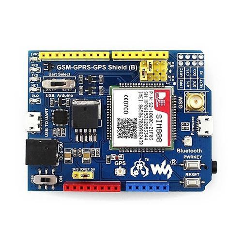 GSM / GPRS / GPS Shield (B) Arduino Shield basiert auf SIM808