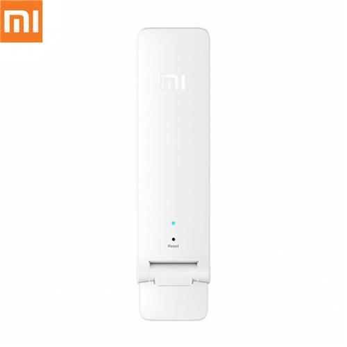 Original Xiaomi Mi WiFi Amplifier 2 Wireless Network Device 300Mbps Mijia Smart App Built-in Antenna - White