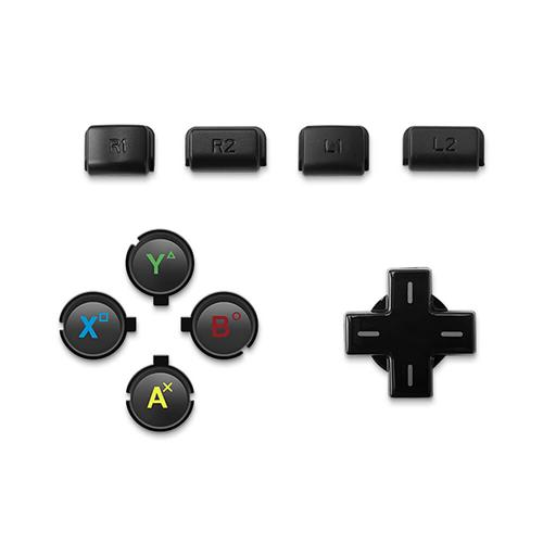 GPD Win Key presses D-Pad/ A/ B/ X/ Y Functional Keys R1/ R2/ L1/ L2 Buttons