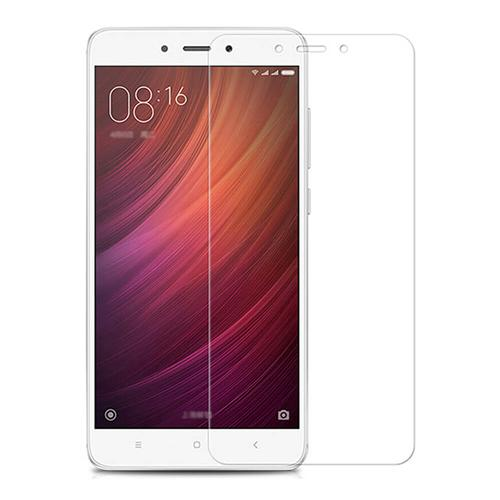 Makibes 0.33mm Arc Edge Tempered Glass Screen Protector Glass Film for Xiaomi Redmi Note 4X Smartphone - Transparent