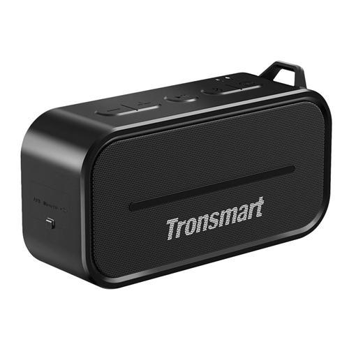 Tronsmart Element Haut-parleur résistant à l'eau extérieur Bluetooth 2 T4.2 Element - Noir