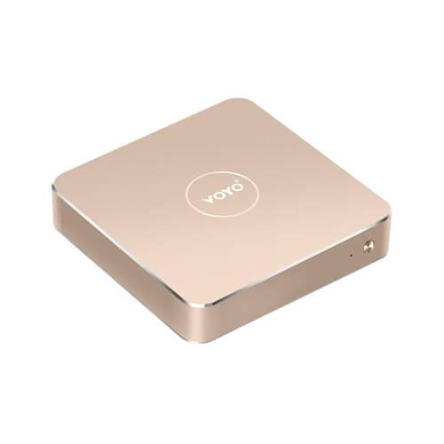 Voyou VMac Intel က Apollo ရေကန် N4200 4GB DDR3L 128GB PMI ရွှေ