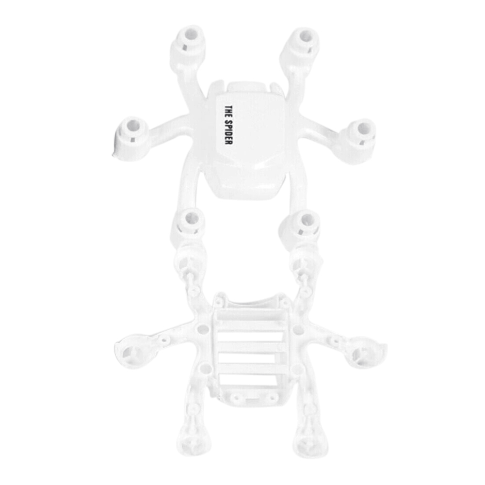 FQ777 126C Spare Part Body Shell Cover Set - White фото