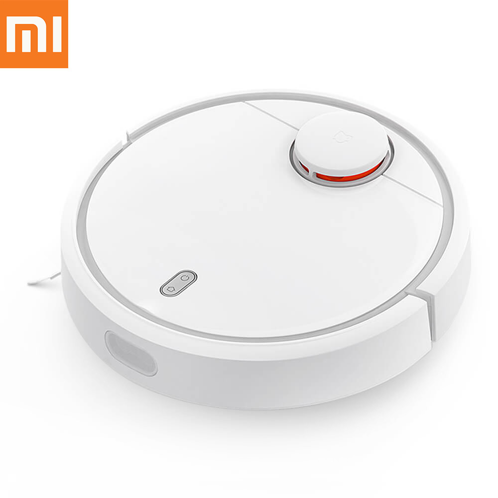 Xiaomi Mi Smart Robot Vacuum Cleaner Robot With Laser Guidance System Powerful Suction LDS Path Planning 5200mAh Battery