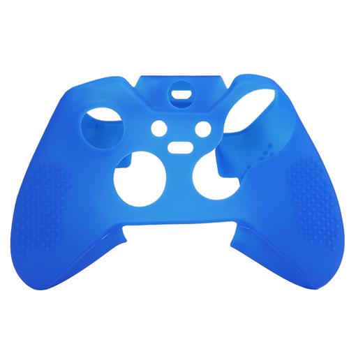 ACGAM Durable Silicone Protective Case Cover for XBOX ONE Controller - Blue