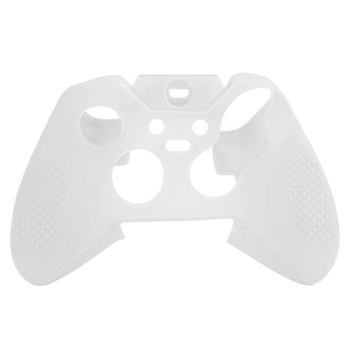 ACGAM Durable Silicone Protective Case Cover for XBOX ONE Controller - White