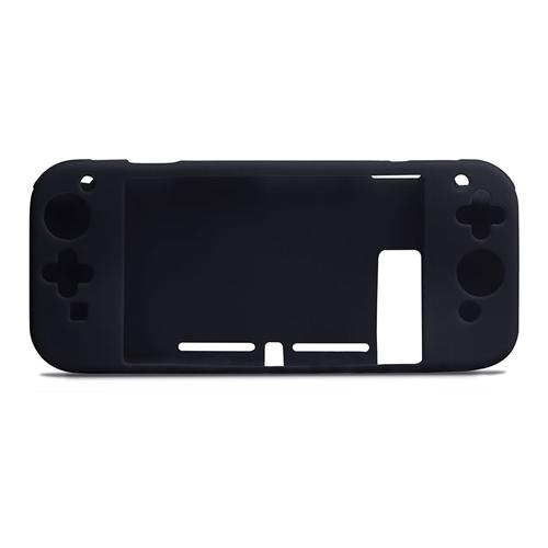 Silicone Cover Skin for Nintendo Switch - Black