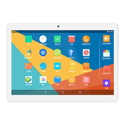 Teclast 98 4G Phablet 10.1 Inch Screen Octa Core Android 6.0 MT6753 1.5GHz 2GB LPDDR2 RAM 32GB eMMC ROM Dual Camera Micro USB - White