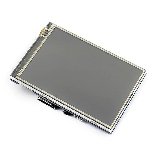 3.5 Inch Resistive Touch Screen LCD 480x320 HDMI Interface IPS Screen for Raspberry Pi