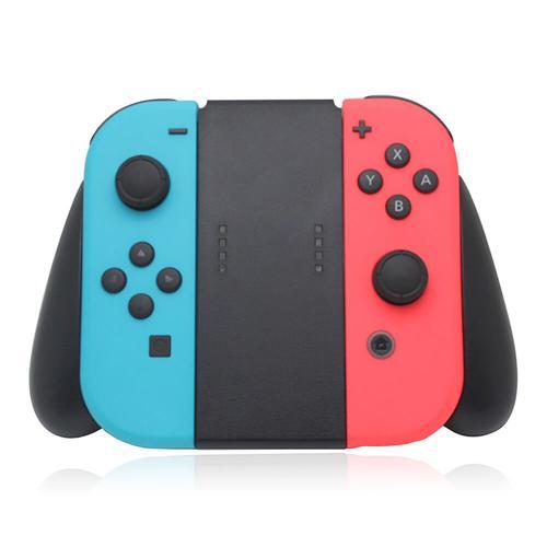 Joy-Con Comfort Hand Grip Handle Holder for Nintendo Swtich - Black