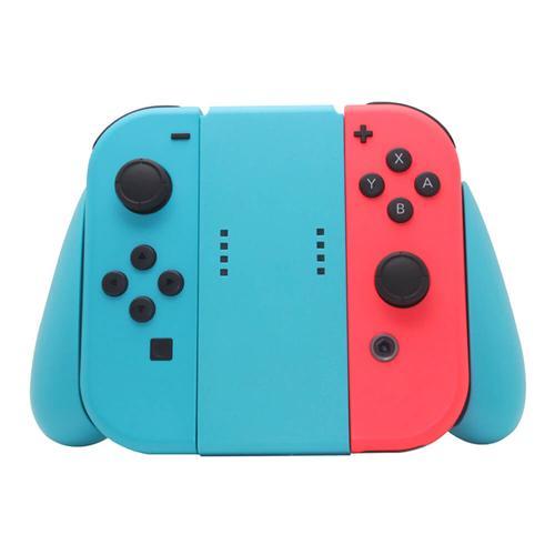 Joy-Con Comfort Hand Grip Handle Holder for Nintendo Swtich - Blue
