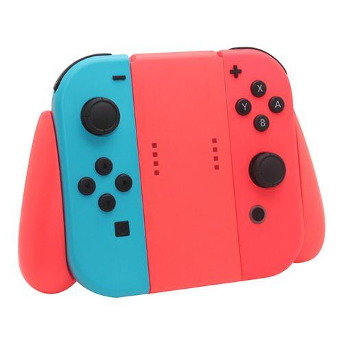 Joy-Con Comfort Hand Grip Handle Holder for Nintendo Swtich - Red
