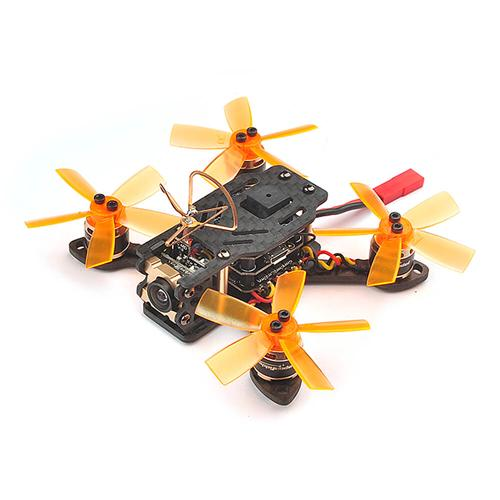 Happymodel Toad 90 90mm Micro FPV Racing Drone With w/F3 OSD 10A Dshot600 5.8G 25mW 48CH VTX BNF - Flysky Receiver