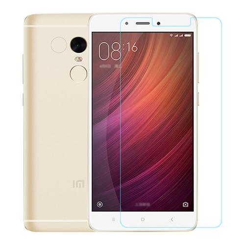 Tempered Glass 2.5D Arc Screen 0.3mm Protective Glass Film Screen Protector For Redmi Note 4X  - Transparent Other