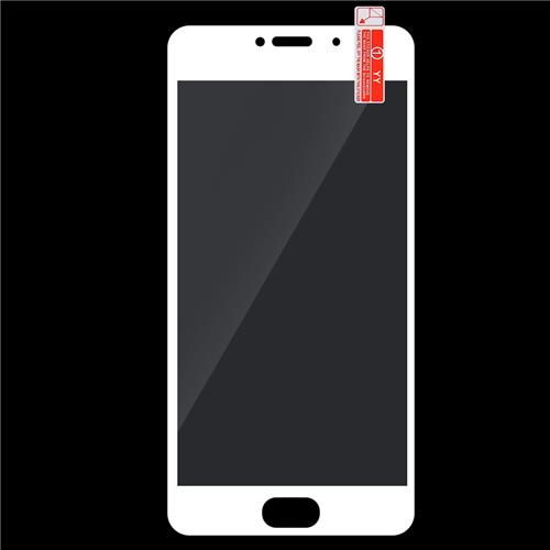 White Xiaomi Mi 5S Tempered Glass 0.33mm Film Screen Film High Quality Membrane Screen Protector фото