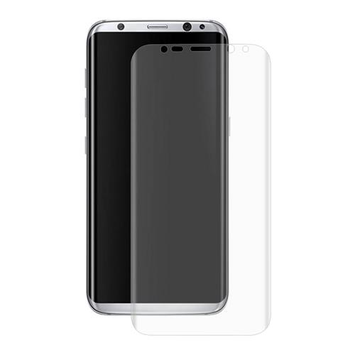 Transparent Samsung Galaxy S8 Tempered Glass ENKAY Hat-Prince 0.01mm PET HD Curved Screen Film Glass Film Screen Protector