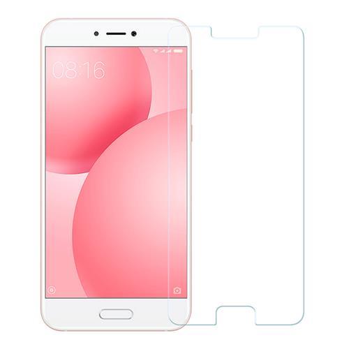 Makibes Härdat glas 0.33mm Arc Egde Glasfilm Skärmskydd till Xiaomi 5c - Genomskinlig
