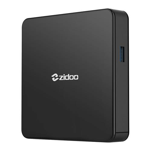 ZIDOO X7 Android7.1 4K TV BOX RK3328 2GB/8GB 802.11AC WIFI LAN Bluetooth USB3.0