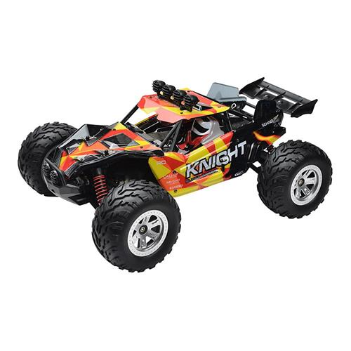 Feiyue FY11 Knight 2.4G 1 / 12 4WD IP4 RC ad alta velocità resistente all'acqua RC RTR - Orange