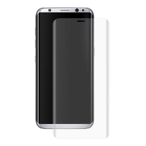 Transparent Samsung Galaxy S8 Tempered Glass ENKAY Hat-Prince 0.26mm 3D Screen Film Screen Protector Glass Film