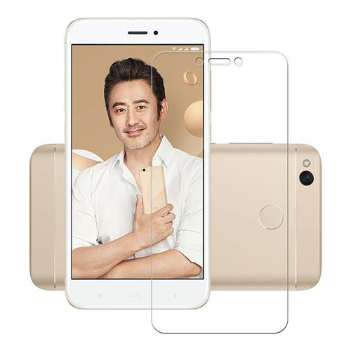 Transparent Xiaomi Redmi 4X 2.5D 0.3mm Tempered Glass