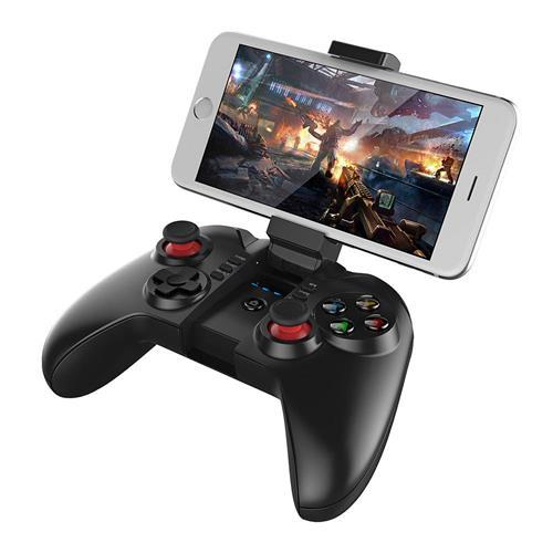 Ipega PG-9068 Wireless Bluetooth Game Controller Gamepad Joysticks for Android/IOS/PC - Black