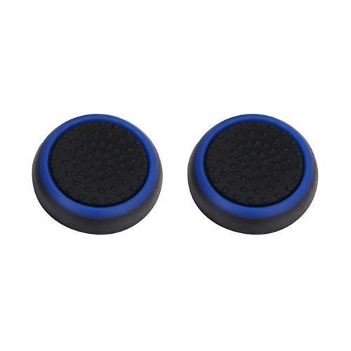 2PCS Kit accessori controller indossabile Cappellini per PS4 XBox One Gamepad - Blu + Nero