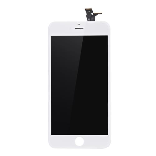 LCD & Digitizer Assembly With Frame Replacement For iPhone 6 (Grade A) - White