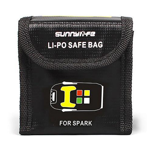 กระเป๋าใส่แบตเตอรี่สำหรับ DJI Spark - Dual Pack