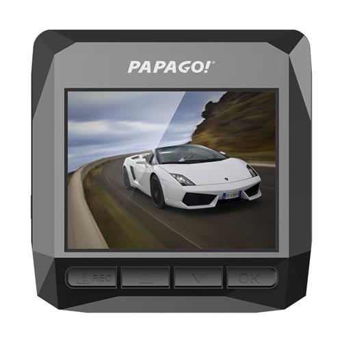 PAPAGO D1 1440P Car DVR 2.0