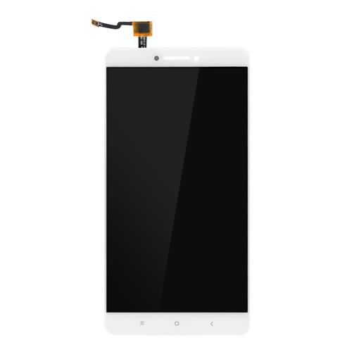 [Wholesale]50pcs LCD & Digitizer Assembly Replacement For Xiaomi Mi Max (Grade P) - White