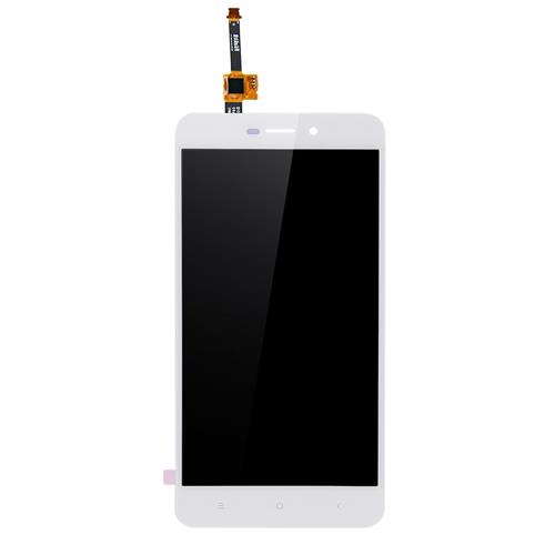 [Wholesale]50pcs LCD & Digitizer Assembly Replacement For Xiaomi Redmi 4A (Grade A) - White