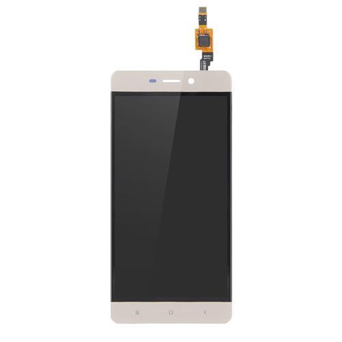 Αντικατάσταση συγκροτήματος LCD & ψηφιοποίησης για Xiaomi Redmi 4 (βαθμός P) - χρυσός