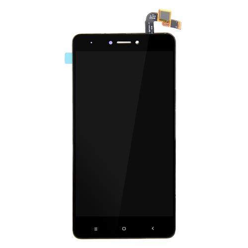 Xiaomi Redmi Note 4X(Grade P)用のLCD&デジタイザアセンブリの交換 - 黒