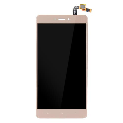 [Wholesale]50pcs LCD & Digitizer Assembly Replacement For Xiaomi Redmi Note 4X (Grade P) - Gold