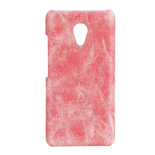 Pink Meizu Meilan 3 Leather Case MOFI Heart Series Protective Cover Screen Protector Other