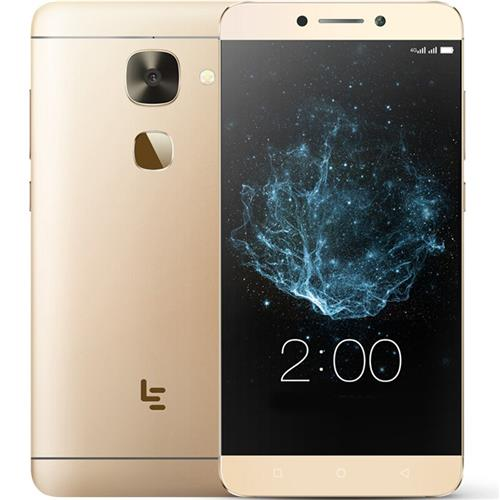 LeTV LeEco Le S3 X626 5.5 Inch 4G LTE Smartphone Helio X20 Deca Core 4GB RAM 64GB ROM 21.0MP Touch ID - Gold