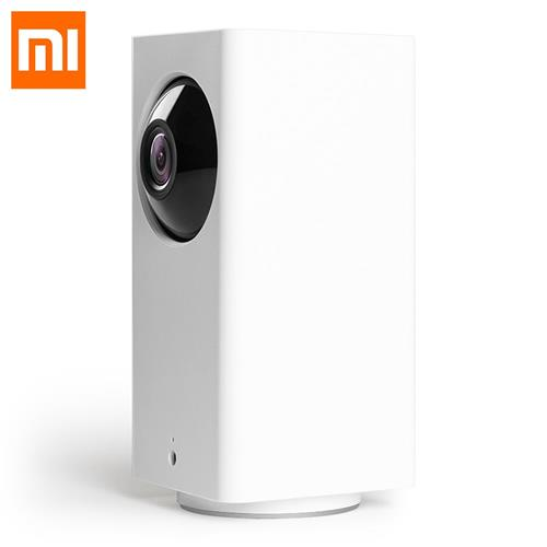 Xiaomi Dafang Smart 1080P WiFi IP kamera 1 / 2.7 hüvelykes CMOS-érzékelő 120 fokos FOV 8X digitális zoom - fehér