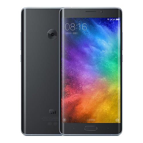 Xiaomi Note 2 5.7inch OLED Curved FHD Screen Android 6.0 OS 4G+ LTE Smartphone Qualcomm Snapdragon 821 4GB 64GB 22.56MP Touch ID NFC 3D Glass Cover Global ROM - Silver Black