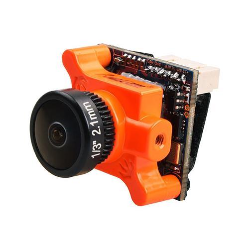 RunCamera Micro Swift 2 2.1mm FOV 160 Degree 1/3 Inch CCD 600TVL FPV Camera with Built-in OSD - PAL