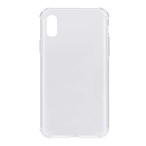 Custodia morbida protettiva per iPhone X con cover protettiva in silicone trasparente