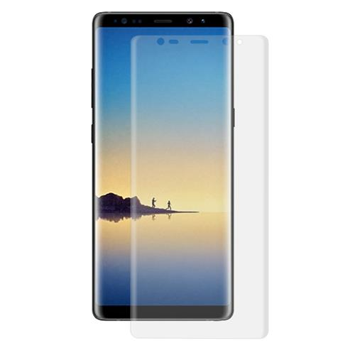 Transparent Samsung Galaxy Note 8 Glass Film ENKAY Hat-Prince 0.2mm PET HD Curved Screen Protector