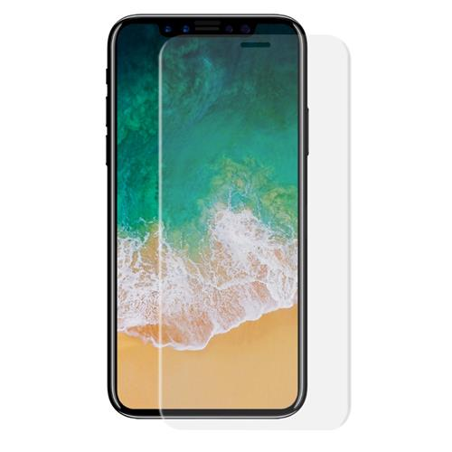 ENKAY Hat-Prince Tempered Glass 0.26mm 3D Explosion-proof Membrane Glass Film For iPhone X - Transparent фото