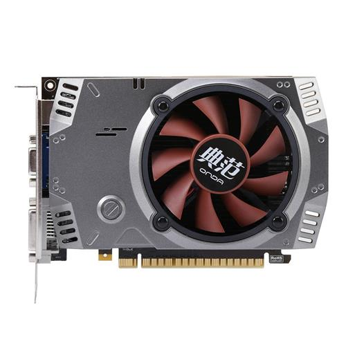 Onda NVIDIA GeForce GT 730 2GD5 2GB DDR5 64bit Desktop Gaming Graphics Card For HDMI VGA DVI PCI Express Port Video Card HD Low Noise Fast Speed For Gamer - Silver
