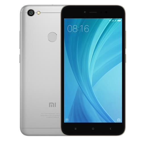 Xiaomi Redmi Note 5A 5.5 Inch  4G LTE Smartphone HD Screen 3GB 32GB 16MP+13MP Cam Snapdragon 435 Octa Core Android 7.1 IR Remote Control VoLTE Touch ID - Gray