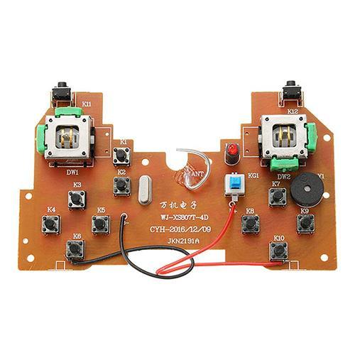 บอร์ดส่งสัญญาณ VISUO XS809HW XS809W