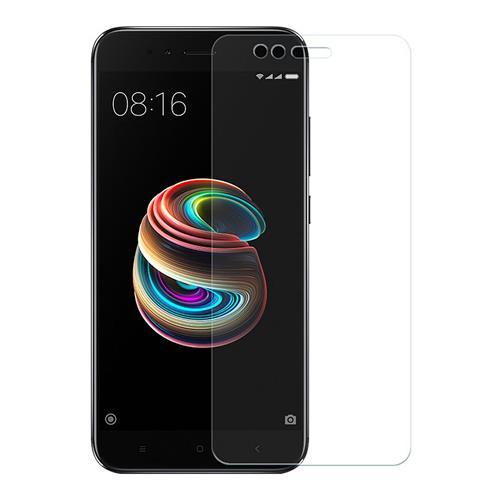 Transparent Xiaomi 5X / Mi A1 Verre Trempé 2.5D Arc Écran 0.33mm Protection Verre Trempé Film Protecteur d'écran