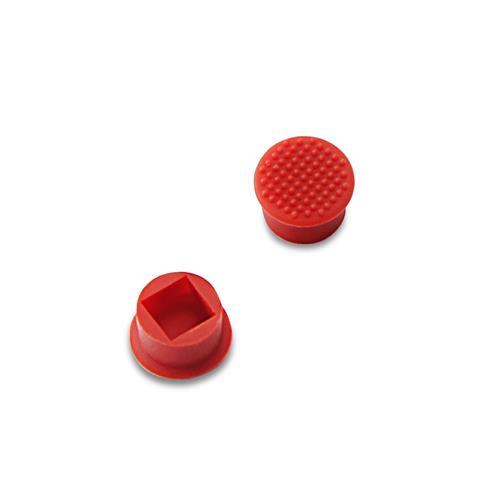 4PCS GPD Pocket Joystick Caps för Flyttmarkör - Röd