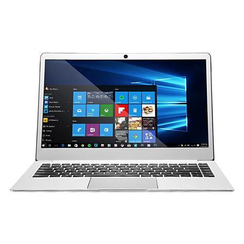 "Jumper EZbook 3L Pro 14"" 1920x1080 Laptop Windows 10 Intel Apollo Lake N3450 6GB RAM 64GB eMMC Supports SSD Storage Expansion Aluminum Alloy Body - Silver"